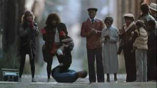 "Flashdance 1983 movie Breakdance scene ""It"