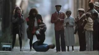 """Flashdance 1983 movie Breakdance scene """"It"""