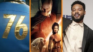 Fallout 76 Brings In Tourists + KOTOR Fan Remake SHUT DOWN + Coogler Directing Black Panther 2
