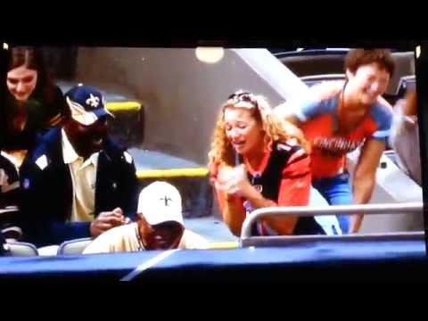 New Orleans Saints Fan Steals Game Ball From Cincinnati Bengals Fan - 11/16/2014