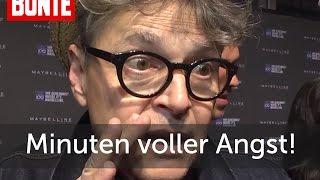 """Rolf Scheider: """"Ich saß direkt neben Heidi"""