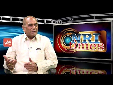 NRI Times With 👉Al Majal Group CEO Ravindranath Teegala - Muscat | YOYO NRI EVENTS