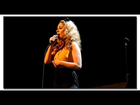 "Haley Reinhart ""Can't Help Falling in Love"" Revolution Hall, Portland"