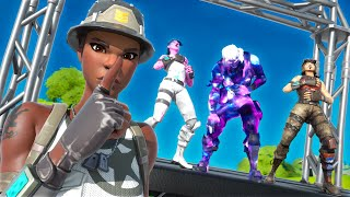I Stream Sniped a RICH KID Fortnite FASHION SHOW using RECON EXPERT... (they freaked out)
