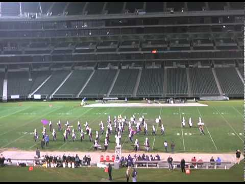 2010 Rancho Cotate High School Band at the Oakland Coliseum