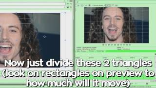 [SV Tutorial #2] Dividing one image into two shapes