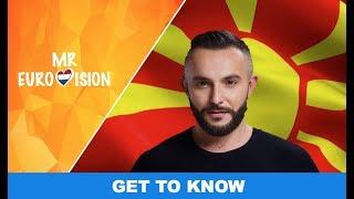 GET TO KNOW: Vasil Garvanliev - North Macedonia 🇲🇰 - 2020