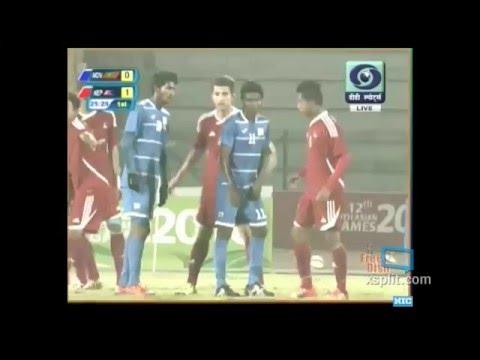 nepal vs maldives sag 2016