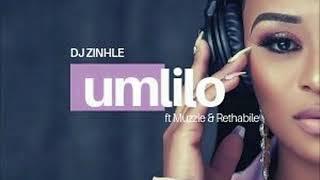 DJ Zinhle Umlilo ft Muzzle , Rethabile