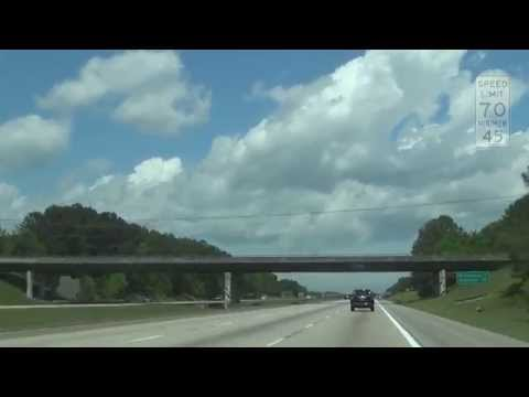 I 77 Southern Origin From Columbia SC