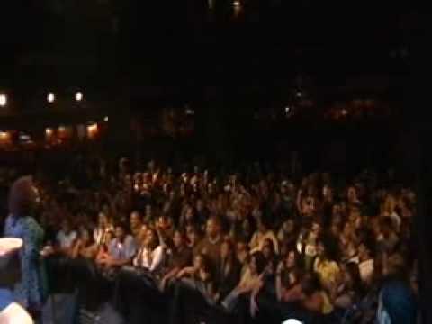 Jill Scott sings 'Crown Royal' at the House of Blues