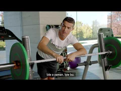 Cristiano Ronaldo Tek Eliyle Şınav Çekebilir mi?