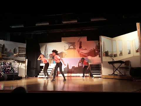Penn Wood Middle School Talent Show 2019 (we had fun)