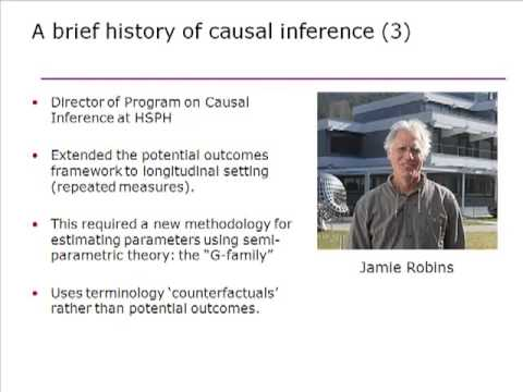 What is Causal Inference by Dr Richard Emsley
