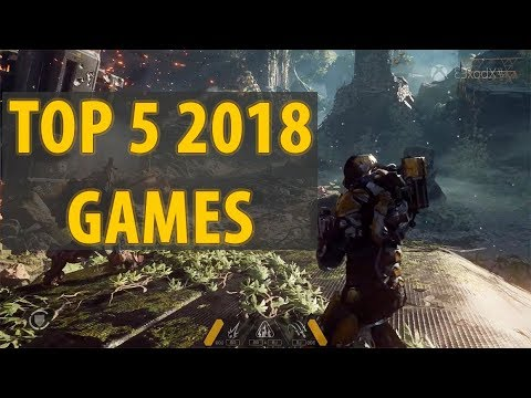 Top 5 Best Open World Games For 2018 Xbox One Ps4 Youtube