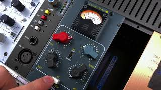 Chandler Limited TG Opto Compressor Demo