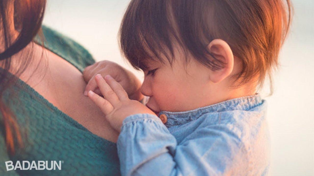 como quitarle el pecho al bebe de 2 años