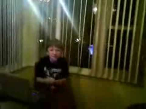 OBSESSED KID FREAKS OUT OVER MYSPACE