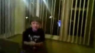 OBSESSED KID FREAKS OUT OVER MYSPACE - OFFICIAL VIDEO