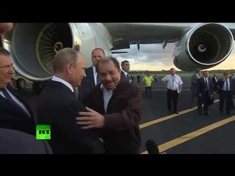 Владимир Путин неожиданно