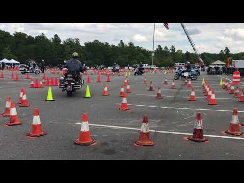2017 Mid Atlantic Police Motorcycle Rodeo - Fairfax County Sheriff Motor Division  G&C Automotive