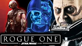 Rogue One Shock Reveal of Darth Vaders Crippling Injuries? [Dash Star]