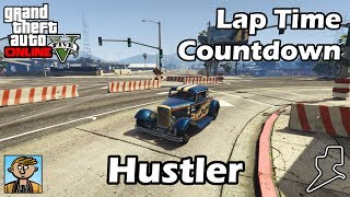 Fastest Muscle Cars (Hustler) - GTA 5 Best Fully Upgraded Cars Lap Time Countdown
