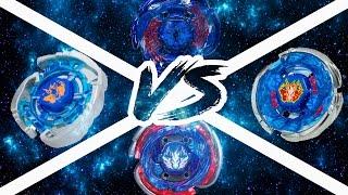 PEGASUS MANIA! Beyblade: Pegasus vs Storm Pegasus vs Galaxy Pegasus vs Big Bang Pegasus