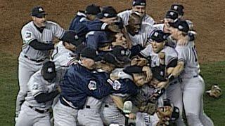 Yankees sweep Padres, win 1998 World Series