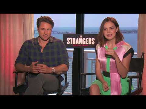 Martin Henderson of the Ring talks Strangers Prey at Night with Bailee Madison