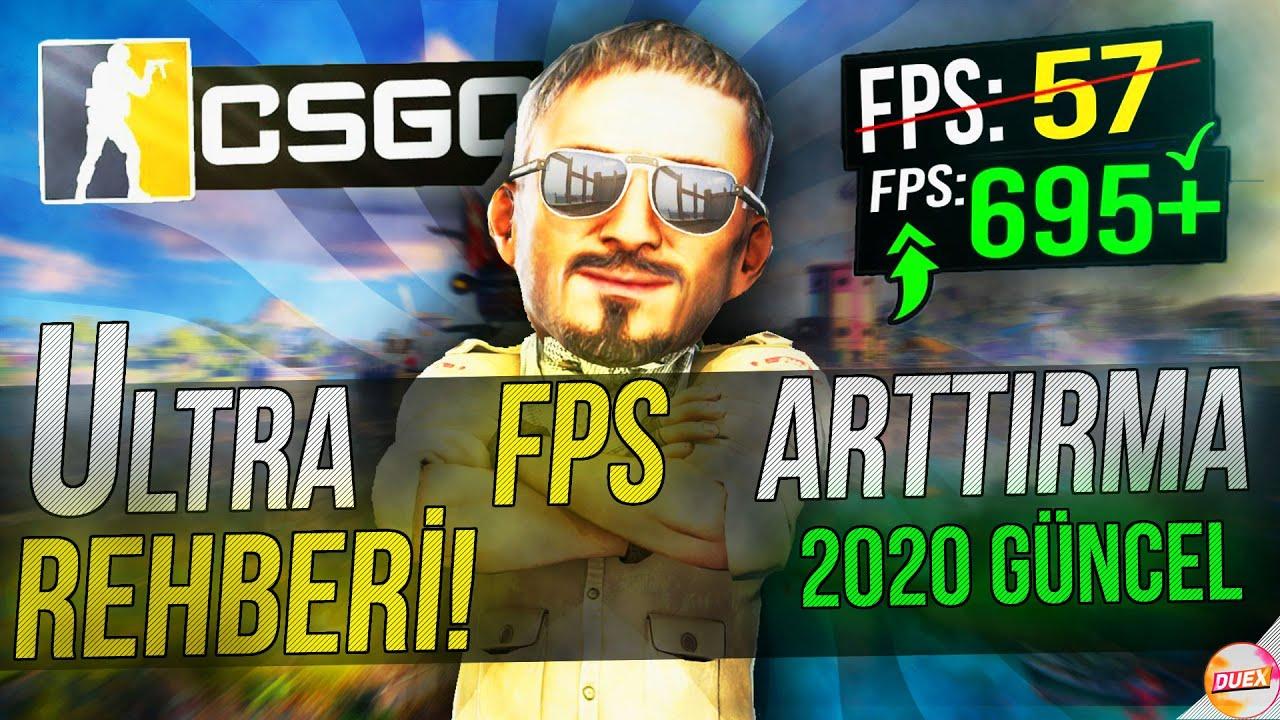 Download TAKILMA YOK! KASMA YOK! (Csgo Ultra Fps Arttırma Rehberi) - 2020 GÜNCEL