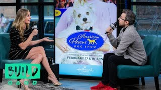 "Rebecca Romijn Tells Us About ""The American Rescue Dog Show"""