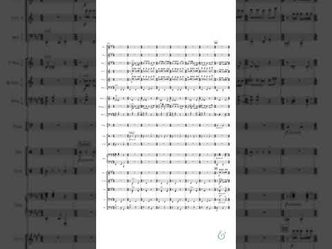 Aaron Copland - Appalachian Spring, Orchestral Suite (Official Score Video - Mobile Optimized)