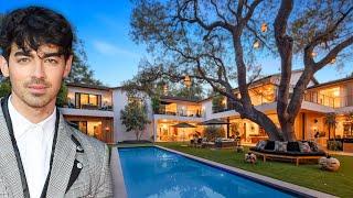 INSIDE JOE JONAS' $16,750,000 MANSION