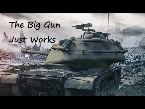Wraith The M103, The Big Gun Just Works - World of Tanks ...