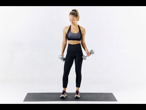 FULL BODY HIIT Workout With Weights // 30 Minutes