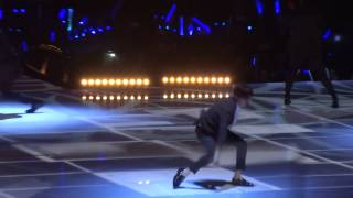 Video M! Countdown in KCON LA 2015 - Super Junior - Twins (Knock Out) [08/01/2015] [Slightly Hyuk focus] download MP3, 3GP, MP4, WEBM, AVI, FLV Agustus 2018