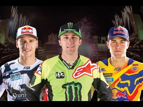 Racer X Films 2016 Supercross Preview Show – Episode 1 The Now Men