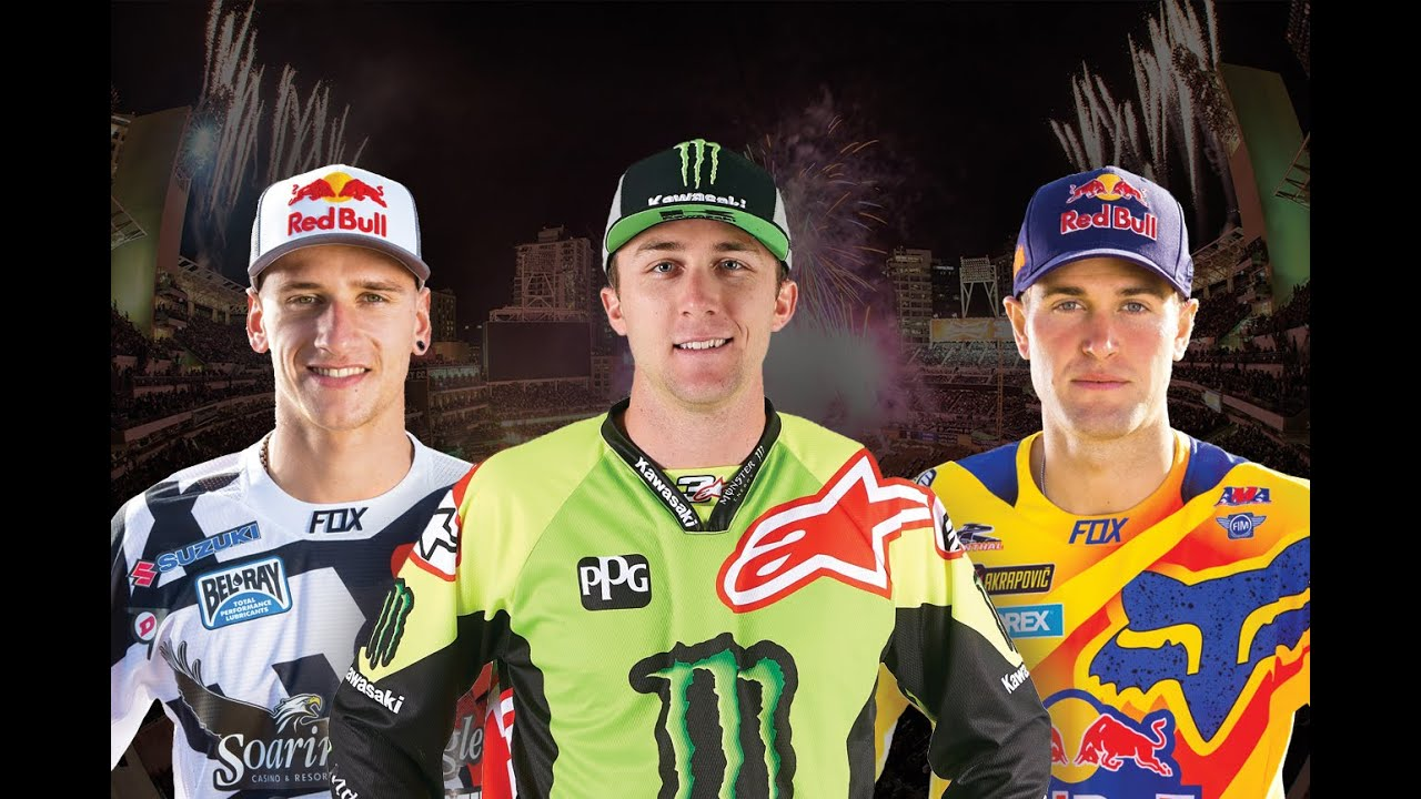 Racer X Films 2016 Supercross Preview Show