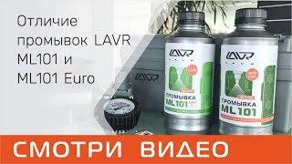 Чем отличаются ML101 и ML101euro