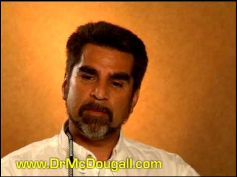 James Brown Cures Hypertension & Heart Disease on the McDougall Program