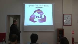 İSG UZMAN Eğitimi Part 1 (Turgay Boduroğlu Eski ÇSGB İş Müfettişi) - Atılım Çevre OSGB