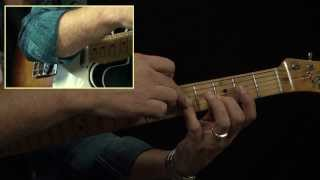 Don Rich - Buckaroo Guitar Lesson