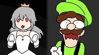 BOWSETTE with MARIO and LUIGI vs BOOSETTE 👻 HALLOWEEN 🎃 SPECIAL