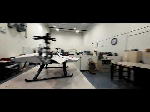 SkyX HQ Fly-Through