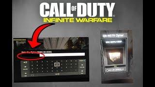 Q5-M5TR CIPHER CODE FOUND QUARTERMASTER CIPHER CODE FOUND (Infinite Warfare)