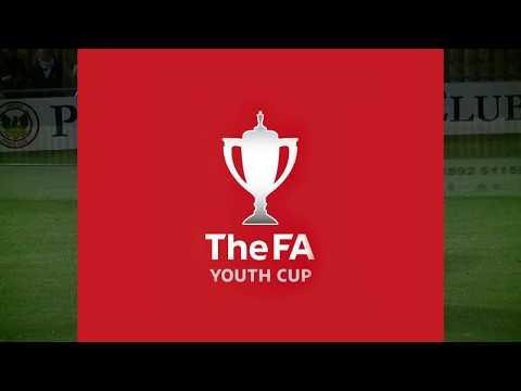 PHOENIX SPORTS ACADEMY VS DARTFORD ACADEMY FA YOUTH CUP 2017-18