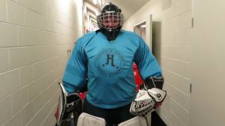 Big Fella Ice Hockey Goalie