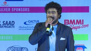 Jai Ho - Pon Maalai Poludhu - Naveen 1st Performance