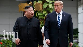 The Hanoi summit between Kim Jong Un and Donald Trump in less than 3 minutes